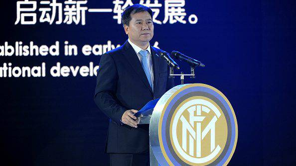 Zhang Jindong ©Getty Images