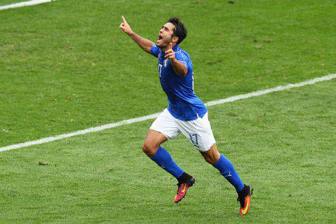 Euro16, Eder trascina l'Italia agli ottavi ©Getty Images