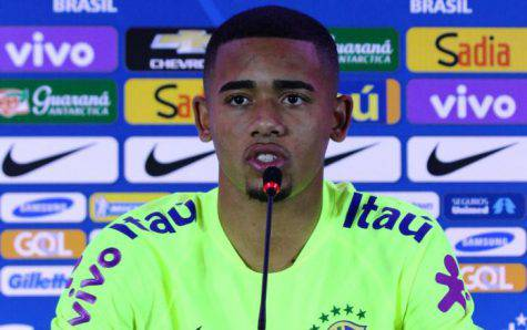 Gabriel Jesus ©Getty Images
