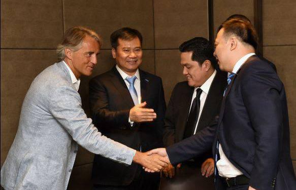 Mancini e Zhang: