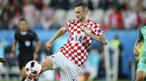 Inter, Brozovic con la maglia della Croazia ©Getty Images
