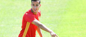 Inter, obiettivo Lucas Vazquez ©Getty Images