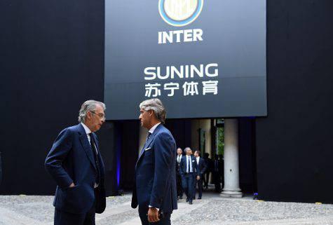 ESCLUSIVO Inter: Moratti e un colpo per 'bloccare' Mancini ©Getty Images