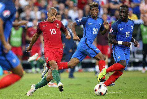 Inter, Joao Mario in azione ©Getty Images