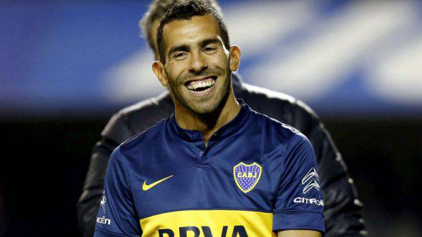 Tevez - Getty Images