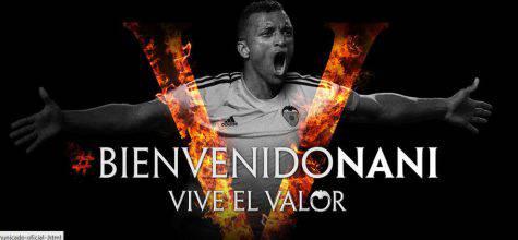 Inter, è ufficiale: Nani al Valencia (valenciacf.com)