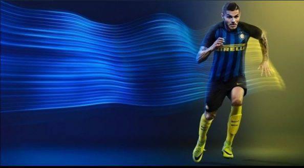 Inter, ecco le nuove divise: prima e seconda maglia della nuova stagione