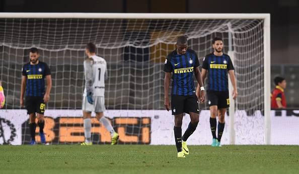Chievo-Inter 0-2 (Getty Images)