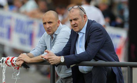 Inter, Ausilio col dg Gardini ©Getty Images