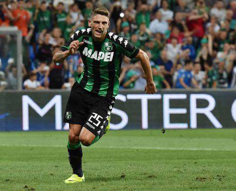 Domenico Berardi ©Getty Images