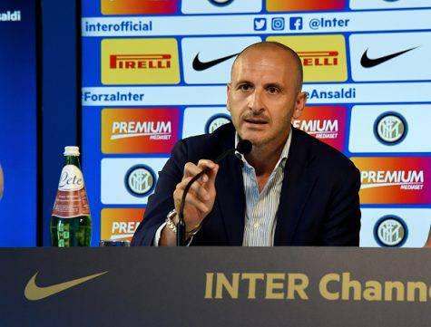 Inter, il ds Piero Ausilio ©Getty Images