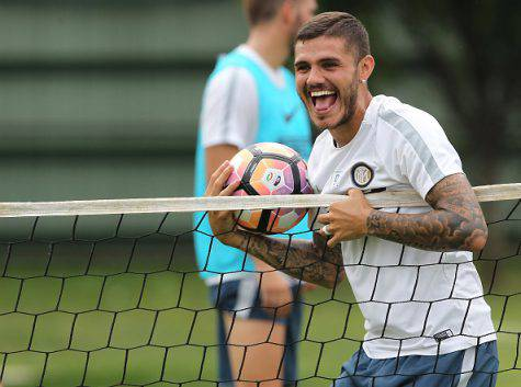 Inter, Icardi prolunga: