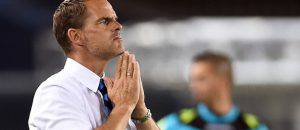 Inter, Frank de Boer ©Getty Images