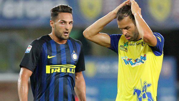 Diretta Inter-Chievo