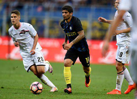 Banega in azione con l'Inter ©Getty Images