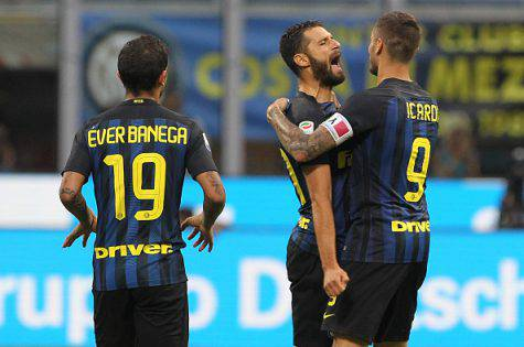Inter in festa (Getty Images)