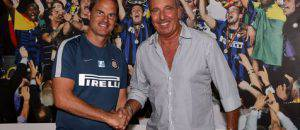 Inter, de Boer incontra Ventura alla Pinetina ©Getty Images