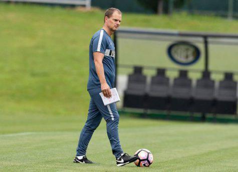 De Boer-Inter, Corso