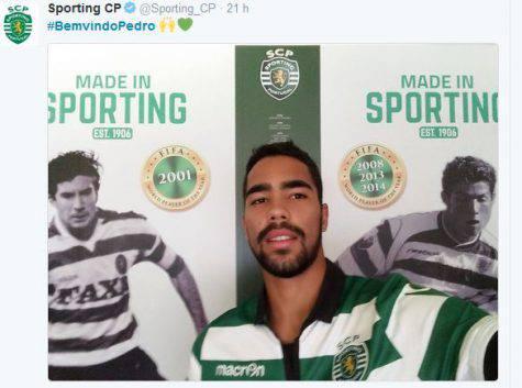 Inter, è ufficiale: Delgado allo Sporting Lisbona