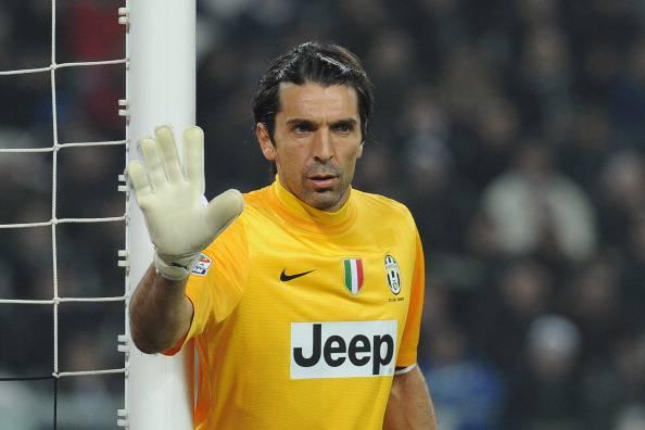 Inter-Juventus 2-1, le parole di Buffon - Getty Images
