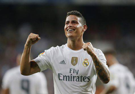 James Rodriguez - Getty Images