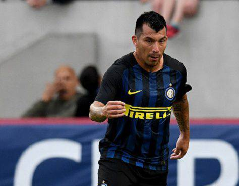 Inter, Gary Medel in azione ©Getty Images