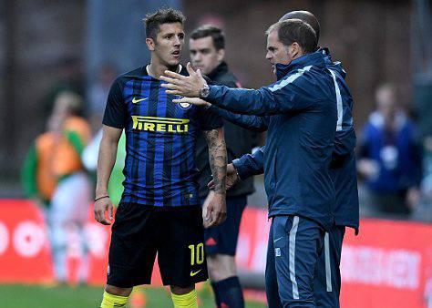 Inter, Jovetic: 'Vicino alla Fiorentina ma sono voluto rimanere. Ora voglio giocare'