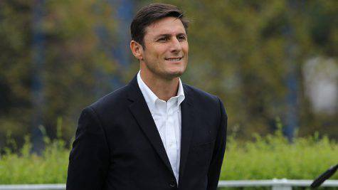 Inter, Javier Zanetti ©Getty Images