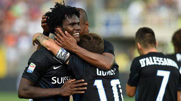 Inter, piace Kessié ©Getty Images