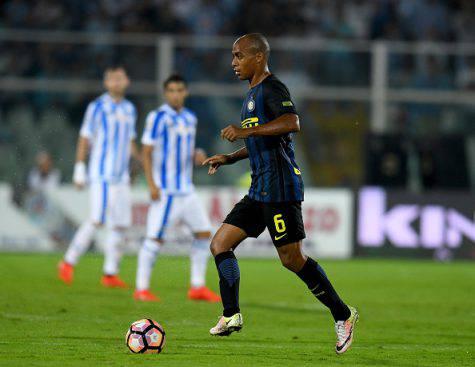 Inter, Joao Mario in azione a Pescara ©Getty Images