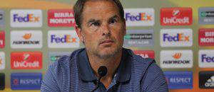 Inter, de Boer - Getty Images