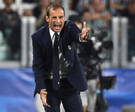 Inter-Juventus 2-1, le parole di Allegri - Getty Images