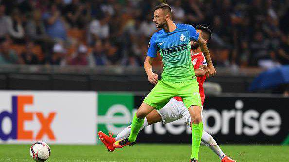 Inter, Brozovic - Getty Images