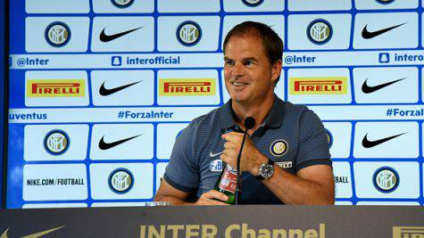 Verso Sparta Praga-Inter: de Boer pronto al turn over. Murillo…