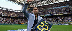 Milito torna al 'Meazza' - Getty Images