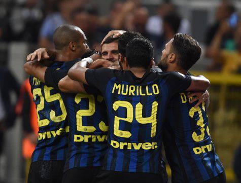 Inter-Juventus 2-1 - Getty Images