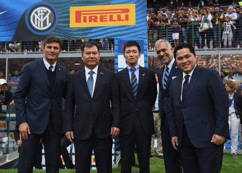 """Thohir e Zhang jr confermano: """"L'Inter vuole investire su San Siro"""" - Getty Images"""