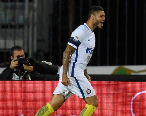 Empoli-Inter 0-2, doppietta di Icardi - Getty Images