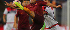 Roma-Inter, parla Strootman - Getty Images