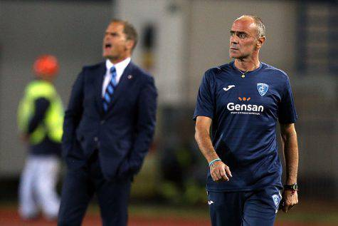 Empoli-Inter 0-2, le parole di Martusciello - Getty Images