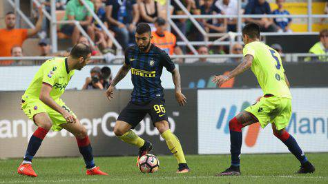 Gabigol in azione - Getty Images
