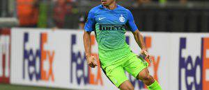 Inter, Nagatomo in azione (Getty Images)