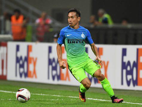 Inter, Nagatomo in azione (Getty Images)
