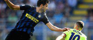 Ranocchia in azione - Getty Images