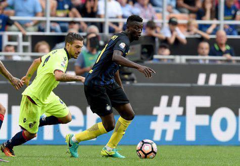 Inter, Gnoukouri in azione - Getty Images