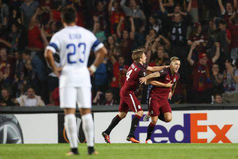 Europa League, Sparta-Inter 3-1 (Getty Images)