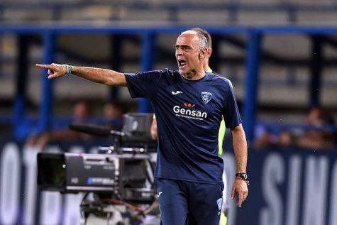 Empoli-Inter, Martusciello