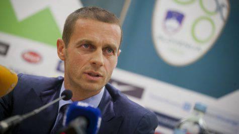 Ceferin nuovo presidente dell'Uefa