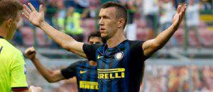 Inter-Bologna 1-1, Perisic esulta - Inter.it