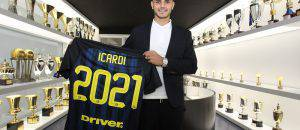Inter, Icardi ha rinnovato fino al 2021(inter.it)